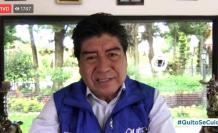 Jorge Yunda sobre el Yo Me Cuido