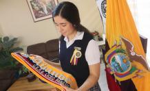 Abanderada Liceo Panamericano