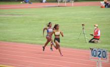 Anahí Suárez atletismo Ecuador