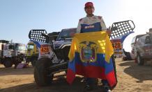 Sebastián Guayasamín Rally Dakar 2021