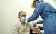 Juan carlos zevallos vacuna