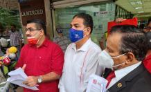 unidad popular demanda ministro salud