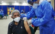 Vacunación en Guayaquil