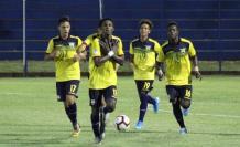 Selección de Ecuador sub-15