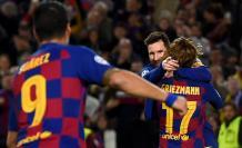 barcelona dortmund champions league messi suarez griezmann