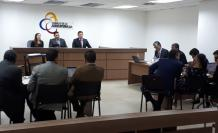 Sala Penal - Caso de Iván Espinel