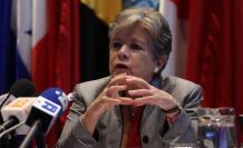 Alicia Barcena cepal informe pobreza latinoamérica