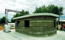 impresión 3D casas arquitectura construcción