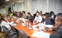 Comisión ocasional - tránsito - Asamblea Nacional - Fafo Gavilánez