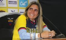emily lima nueva entrenadora selección ecuador femenina