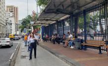 PARADA DE BUSES 9 DE OCTUBRE