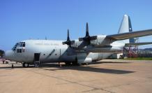 avión hércules desaparecido chile