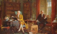 in-the-library-john-watkins-chapman