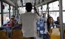 asaltos buses asesinato guayaquil