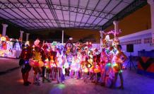 Desfile Guayaquil es mi destino en Navidad
