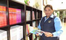 Martha Córdova, presidente de Fedepal.