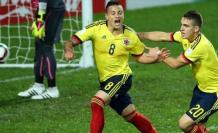 El nuevo volante azul ha formado parte de selecciones colombianas
