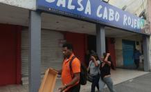 BARES CLAUSURADOS CENTRO