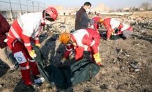 avión accidentado ucrania irán