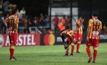 Progreso Barcelona Copa Libertadores