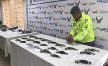 POLICIA MUERTES VIOLENTAS
