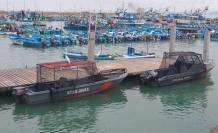 Control de la pesca ilegal