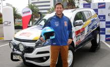 Sebastián Guayasamín - Dakar 2020