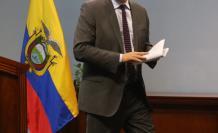 canciller José Valencia