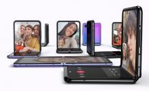 El Z Flip combinada con una UX única y ofrece una experiencia móvil nueva.