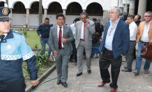Alcalde de Quito Jorge Yunda