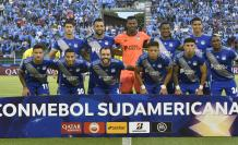 Ecuador's Emelec play (31141481)
