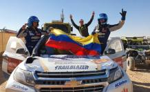 Sebastián Guayasamín - Mundial de rally