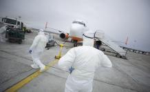 Coronavirus, jueves 20 de febrero. Avión con ecuatorianos llega a Ucrania.