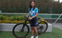 Victoria Calisto - Movistar Aventura Team