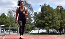 Angela Tenorio - velocista