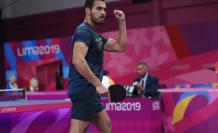 Alberto Miño Ecuador Juegos Olímpicos