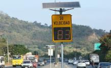 radares de control de velocidad