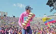 Richard Carapaz - Giro de Italia