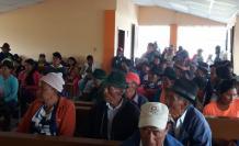 COMUNIDADES INDÍGENAS DE SALCEDO