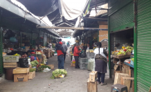 mercado de Machachi