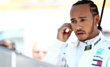 Lewis Hamilton Fórmula Uno Coronavirus