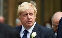Boris Johnson tiene coronavirus-27 de marzo de 2020-Foto: AFP
