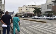Hospital del Niño. Trabajadores se han contagiado de coronavirus. Foto: Vanessa López