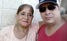 Juana Cruz y Víctor Rosado