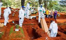 coronavirus hoy noticias muertos casos brasil