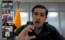 Richard Martínez en la Asamblea