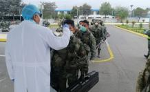 Policías y militares monitoreados