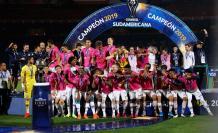 Independiente - Sudamericana 01