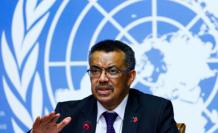 Adhanom exministro de Salud de Etiopía