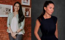 Lissette Arellano y Andrea Chaves